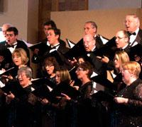 Laudamus Chamber Chorale Singing