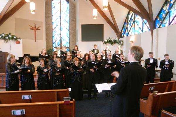 Laudamus Chamber Chorale 5