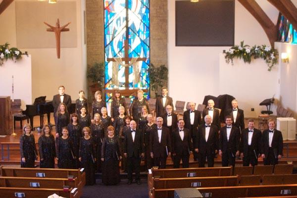 Laudamus Chamber Chorale 2