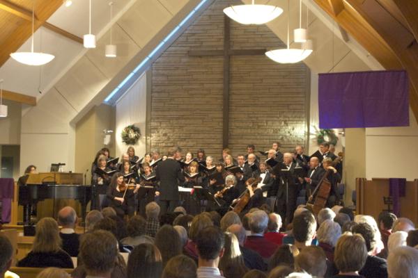 Laudamus Chamber Chorale 8