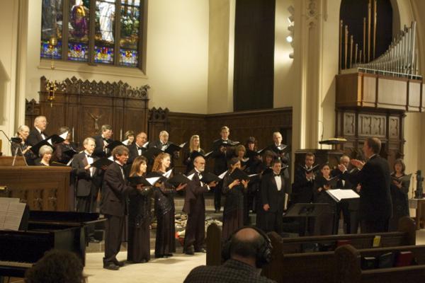 Laudamus Chamber Chorale 7