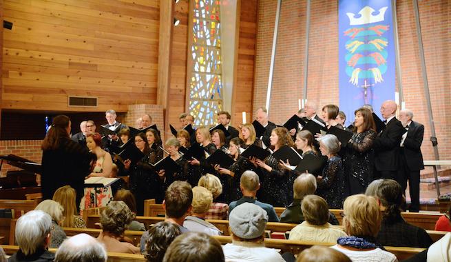 Laudamus Chamber Chorale 3